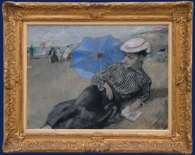Deauville Framed