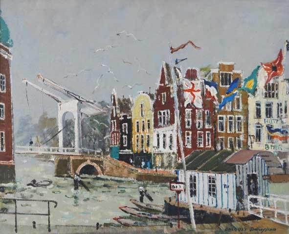 Amsterdam - Canal Rokim