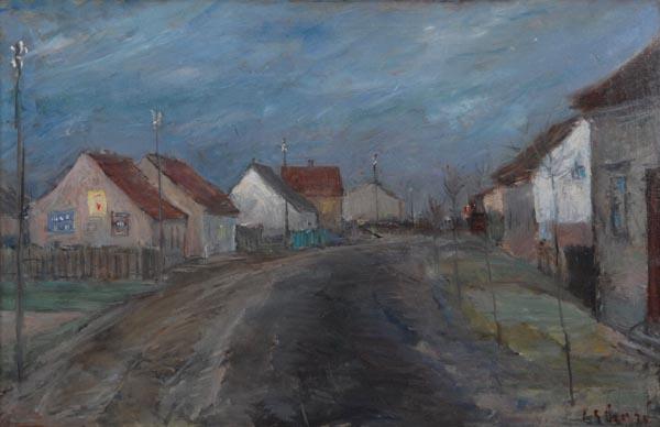 Dorf Bei Brendenburg