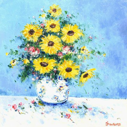 Le Bouquet de Tournesol
