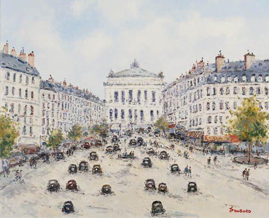 Paris, Avenue de l'Opera
