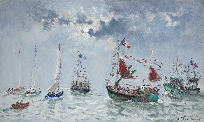 Fete de la Mer a Trouville
