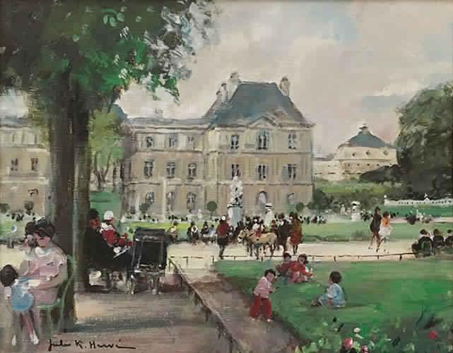 Jardin du Luxcembourg