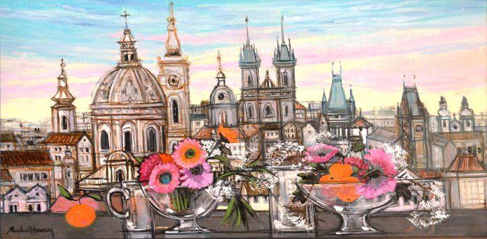 Prague : la ville aux cent clochers
