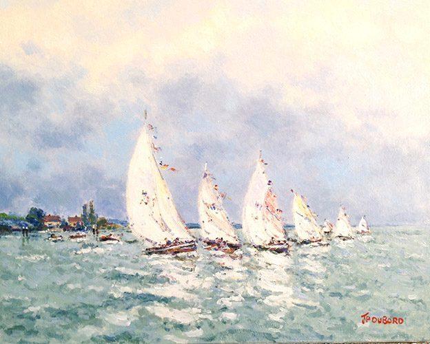 Sailboats (Regate)