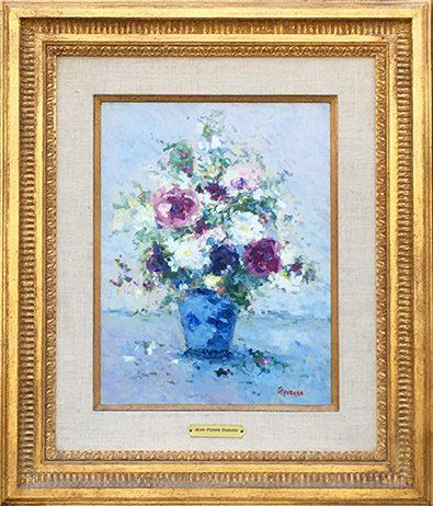 Le Fleurs Framed