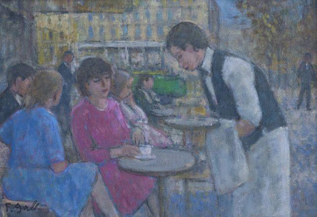 La Terrace Du Cafe