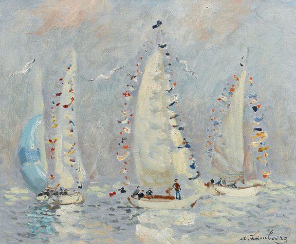Les Yachts Pavoises - Deauville