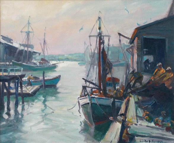 Morning Inner Harbour
