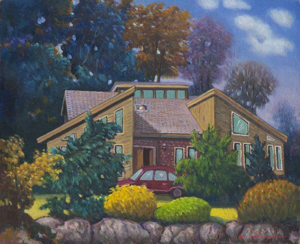 Pine Brook Home
