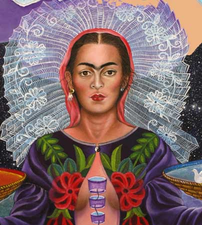 The Birth of Frida Kahlo