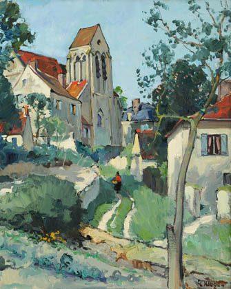 L'Eglise a Borest