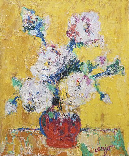 Vase de Fleurs (sold)