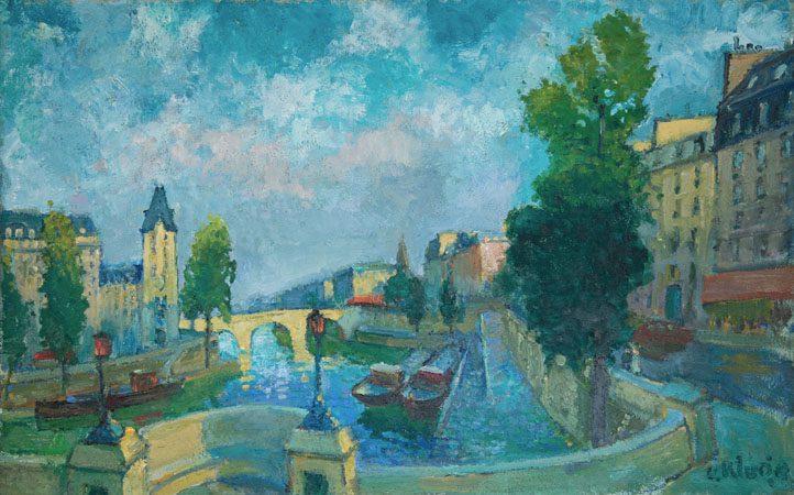 Vue de Seine