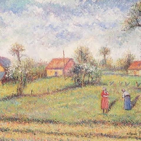Claude Pissarro