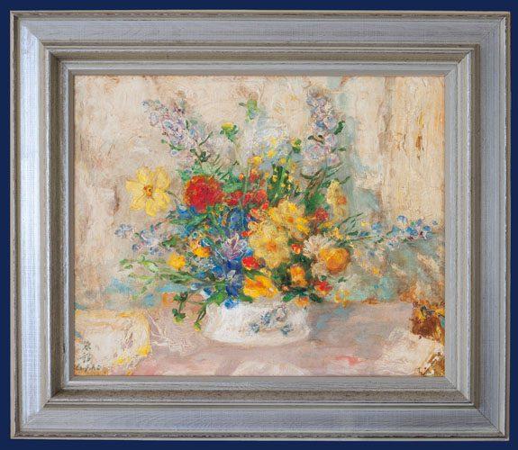 Floral Still Life Framed