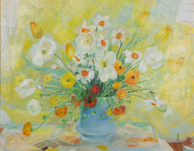 Fleurs (sold)