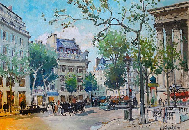 Place de la Madeline