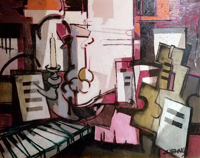 Le Piano (sold)