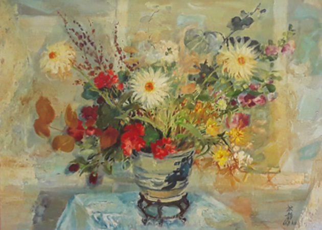 Les Fleurs (sold)