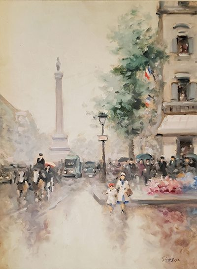 Place Vendome Paris (sold)