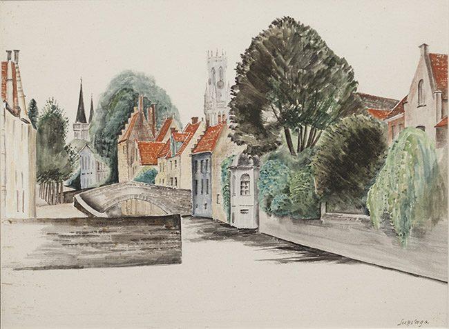 Quai Vert Bruges