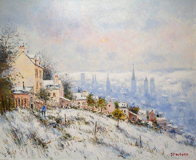 Rouen au Neige MtGargan