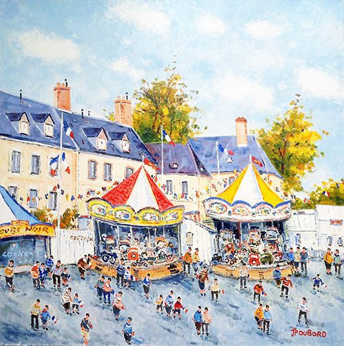 La Fete au Village  (sold)