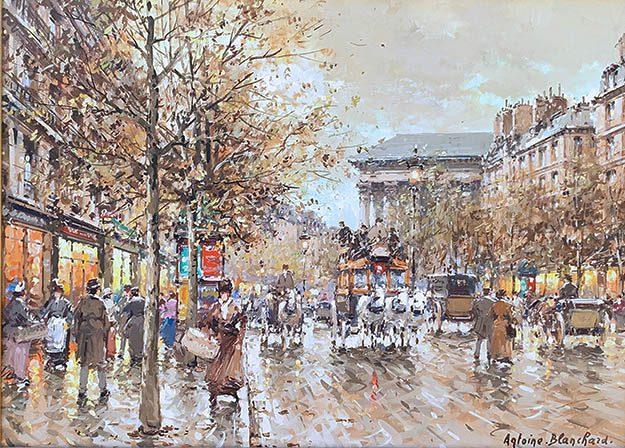Boulevard de Madeleine