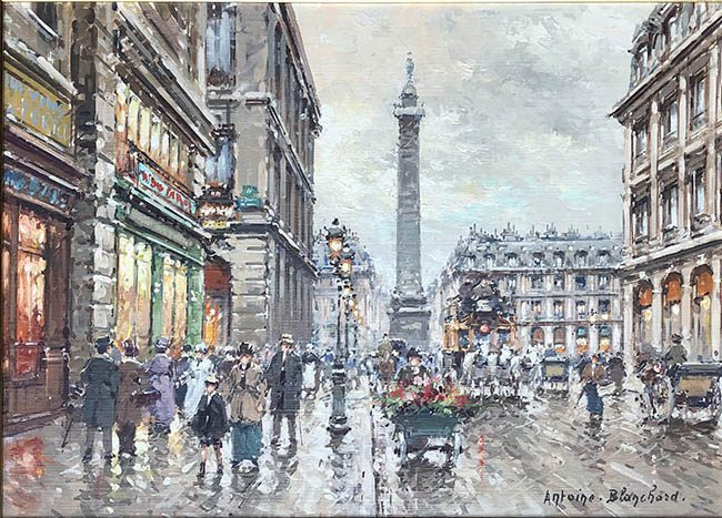 Place Vendome Paris