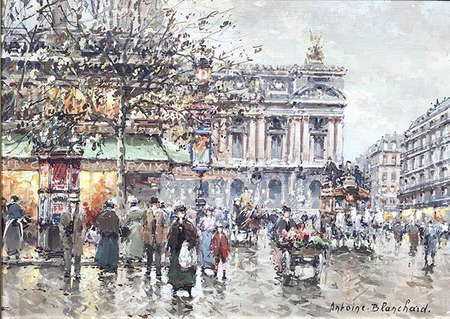 L'Opera Paris