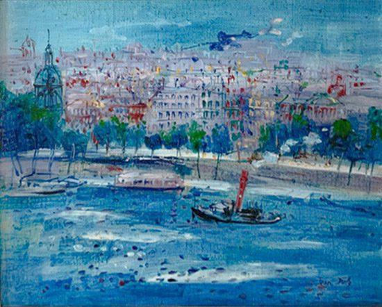 Paris - Bords de la Seine