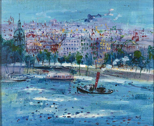 Paris - Vue de la Seine