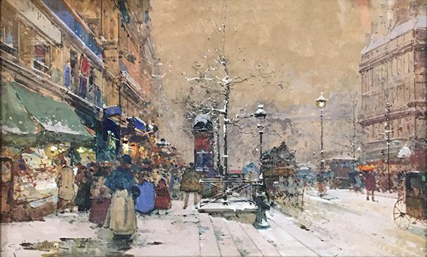 Boulevard Bonne Nouvelle a Paris