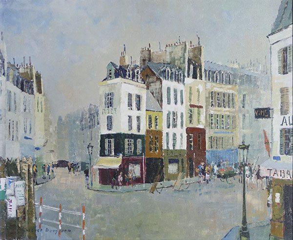 Paris - Carrefour Montmartre