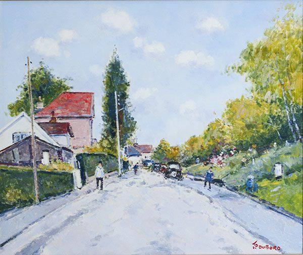 La Rue de la Haie a Bois Guillamme